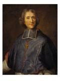 Archbishop Fenelon of Cambrai Giclée-Druck von Joseph Vivien
