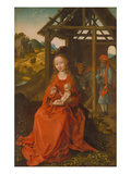 The Holy Family Posters by Martin Schongauer