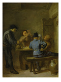 A Tavern Posters by Adriaen Brouwer