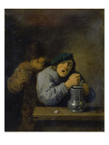 Singing Carousers Posters by David Teniers the Younger