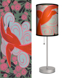 Deco Red Bird - Table Lamp Table Lamp