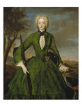 Maria Amalia V.Oesterreich, Gemahlin Kaiser Albrechts Vii Giclee Print by Franz Joseph Winter