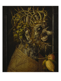 Der Winter Prints by Giuseppe Arcimboldo