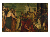Jesus and the Centurion, about 1571 Posters by Paolo Veronese