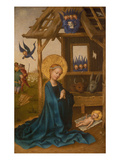 Nativity Giclee Print by Stephan Lochner