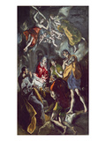 Adoration of the Shepherds, about 1612/1614 Print by  El Greco