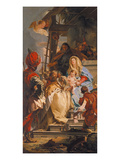 Adoration of the Magi, 1753 Giclee Print by Giovanni Battista Tiepolo