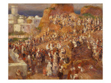 Arabisches Fest, 1881 Prints by Pierre-Auguste Renoir