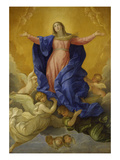 The Assumption, 1631/1642 Giclée-Druck von Guido Reni