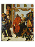 Christ and the Adulteress Giclee Print by the Elder (Studio of), Lucas Cranach