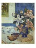 Still Life with a Mandolin, 1885 Impression giclée par Paul Gauguin