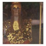Pallas Athena, 1898 Print by Gustav Klimt