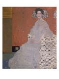 Portrait of Fritza Riedler, 1906 Posters by Gustav Klimt