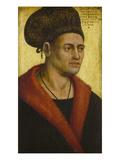 Herzog Sigismund Von Bayern-Muenchen (1439-1501) Giclee Print by Jan Polack