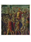 Triumphzug Caesars. (Kopie Nach Gioc.Dondi). Bild Vi Giclee Print by Andrea Mantegna