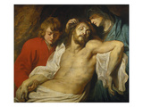 The Lamentation over the Dead Christ with the Virgin and St. John, about 1613 Giclee Print by Peter Paul Rubens