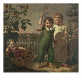 The Hulsenbeck Children, 1805/06 Giclee Print by Philipp Otto Runge