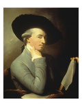 Self-Portrait Prints by Benjamin West