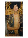Judith I., 1901 Impressão giclée por Gustav Klimt