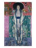 Bildnis Adele Bloch-Bauer Ii, 1912 Poster von Gustav Klimt