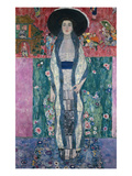 Bildnis Adele Bloch-Bauer Ii, 1912 Giclee Print by Gustav Klimt