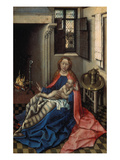 Madonna and Child Giclee Print by  Master of Flemalle