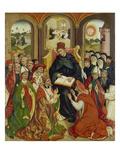 Der Hl.Benedikt Als Vater des Abendlaend. Moenchtums Und Lehrmeister Der Kirche Giclee Print by Jan Polack