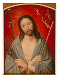 Suffering Christ Giclee Print by Jan Mostaert