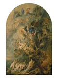 Small Last Judgement, about 1620 Print by Peter Paul Rubens