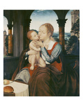 Virgin and Child Giclee Print by Quinten Massys