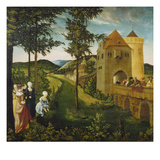 Bathseba Bathing, about 1526/1528 Giclee Print by Michael Ostendorfer
