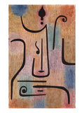 Der Erzengel, 1938 Reproduction procédé giclée par Paul Klee