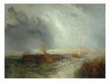 Ostend, 1844 Giclee Print by J. M. W. Turner