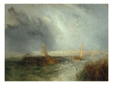Ostend, 1844 Print by Joseph Mallord William Turner