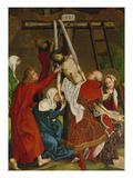 Kreuzabnahme. Dominikaner-Altar, Innen- Tafel Giclee Print by Martin Schongauer