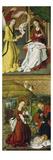Altar Von Szépeshely. Oben: Verkuendigung Mariae. Unten: Christi Geburt Giclee Print