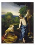 Noli Me Tangere Giclee Print by Antonio Allegri Da Correggio