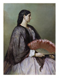 Nanna, 1861 Giclee Print by Anselm Feuerbach