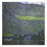 At Lake Attersee, 1915 Giclee Print