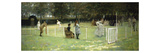 The Tennis Match, 1885 Giclee Print by Sir John Lavery