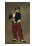 The Fifer, 1866 Giclee Print by Édouard Manet