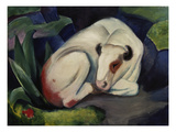 The Bull, 1911 Giclee Print by Franz Marc