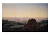 Morgen Im Riesengebirge, um 1810 Posters