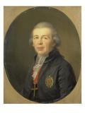 Bildnis Des Bischofs Dalberg, 1795/96 Giclee Print by Johann Friedrich August Tischbein