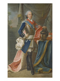 Elector Max III. Joseph of Bavaria (1727- 1777), 1767 Giclee Print by Michael Hartwanger