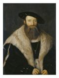 Portrait of Duke Ludwig X. of Bayern-Landshut Giclee Print by Barthel Beham