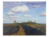 Im Moor. Gegen 1904 Giclee Print by Fritz Overbeck