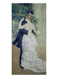Dance in the City, 1883 Giclee Print by Auguste Renoir