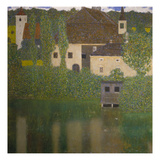 Schloss Kammer on the Attersee (I), 1908 Giclee Print
