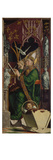 Altarpiece of the Four Latin Doctors, about 1480. Right Panel, Inner Part, St. Ambrose Prints by Michael Pacher